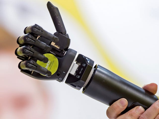 Take an Uncanny Tour of the World's Largest Prosthetics Fair