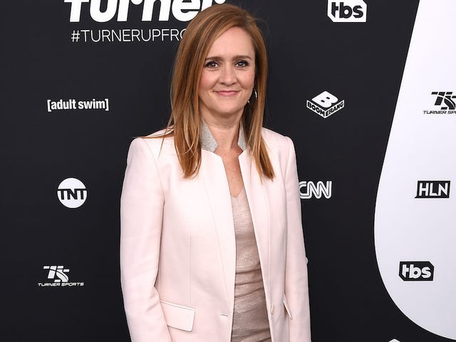 Samantha Bee Filled Her Writers Room With 'People Who Have Been Underestimated'