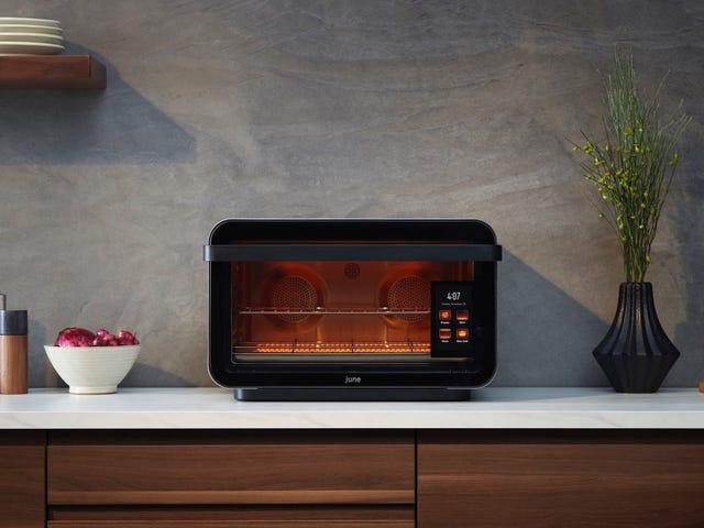 Hay hornos inteligentes encendiéndose en mitad de la noche y precalentándose sin el conocimiento de los dueños