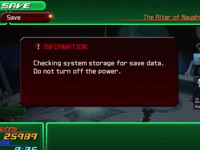 <i>Kingdom Hearts</i> Speedrun Hancur Lapan Jam Di Terima kasih Untuk Menyelamatkan Glitch