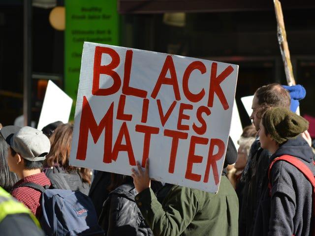 Black Lives Matter Protests tiro de polícia de Patrick Harmon em Utah