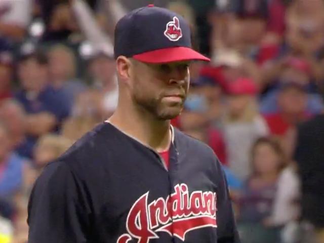 Cleveland Walks Off To Save Corey Kluber's Gem