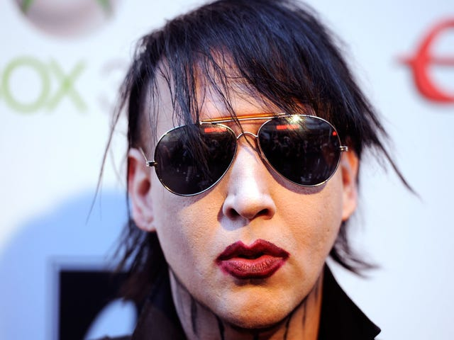 Listen to Marilyn Manson cover The Doors for CBS's The Stand miniseries, which he's also acting in