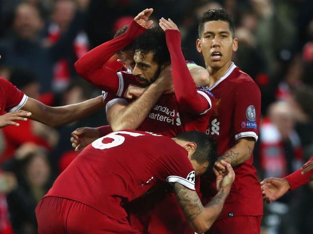 Mohamed Salah ha mangiato Roma vivo