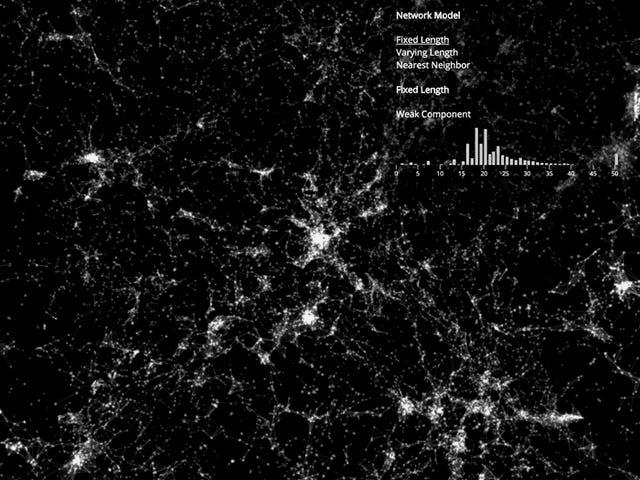 Η εκπληκτική απεικόνιση του σύμπαντος θα σας κάνει να νιώσετε σαν μυρμήγκι