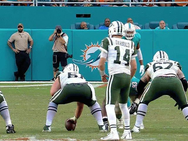 Ass Team of the Week: Jets vil gjerne ønske deg velkommen til selvskrekkelig fotball sesong