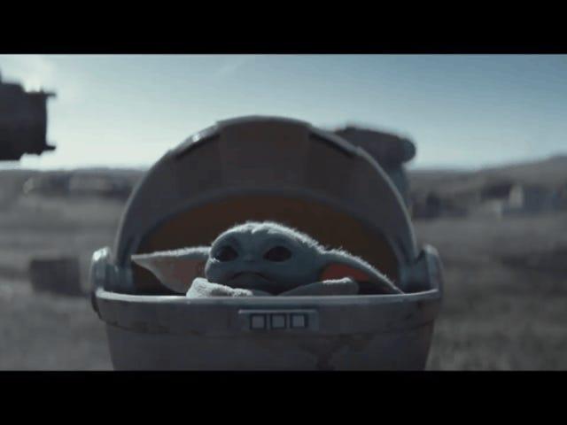 Baby Yoda GIFs 다시 온라인 상태가되고 Giphy는 어떤 이유로 디즈니에게 사과했습니다.