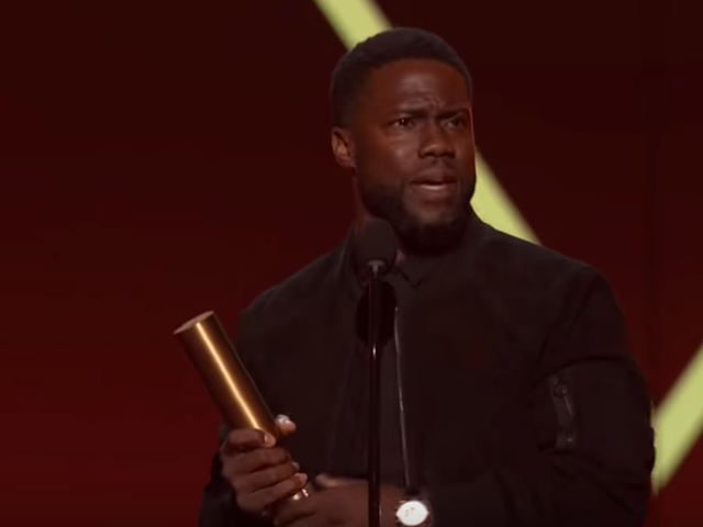 Kevin Hart's Surprise Appearance and Other Observations From My Seat at the 2019 People's Choice Awards