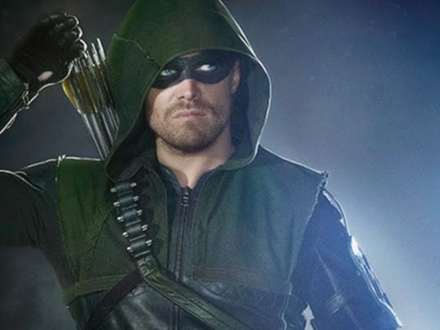 Arrow Season 4 Finale: Schism