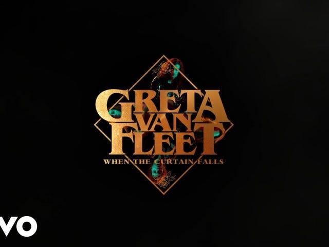 New Music from Greta Van Fleet