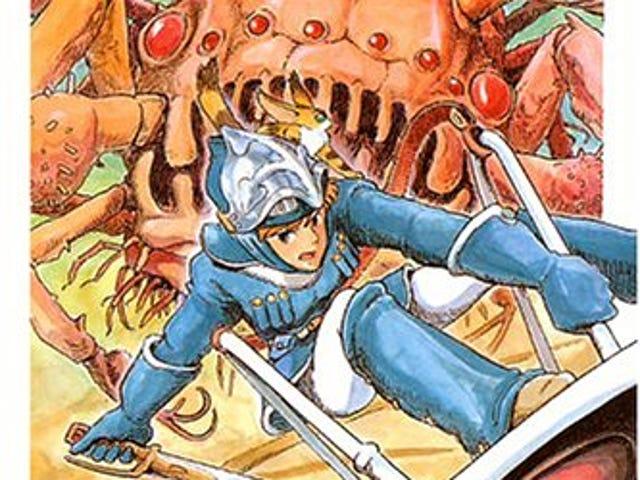 Оригінальний Nausicaä Хаяо Міядзакі з манги долини вітрів буде адаптований до кабукі плат