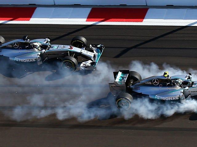 Äg ett stort insats i Formel 1 för bara 8,55 miljarder dollar!
