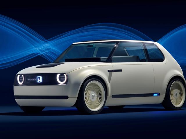 Honda vil bygge en version af sin fantastiske retro-futuristiske elbil