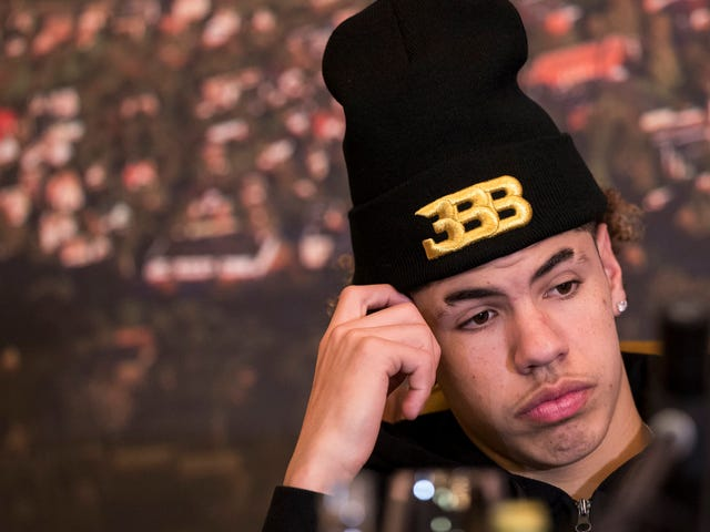 "The Better Business Bureau Giving Big Baller Brand An ""F"" Doesn't Mean Anything"