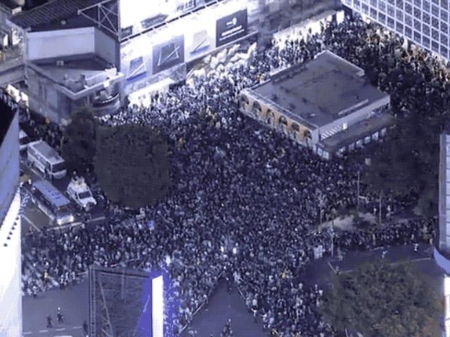La répression de l'Halloween à Tokyo comprend des plans visant à interdire la consommation publique d'alcool