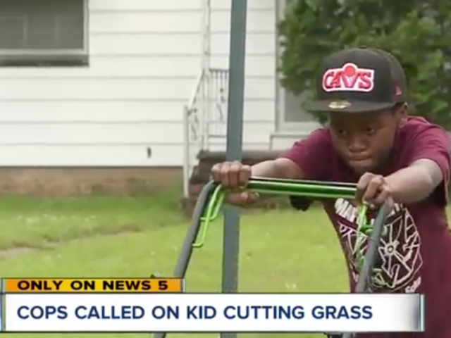 White Couple Who Called Police on 12-Year-Old Mowing Lawn Called Them Again on the 4th of July Because They Felt 'Threatened'