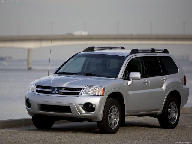 Forgotten Cars: Mitsubishi Endeavor
