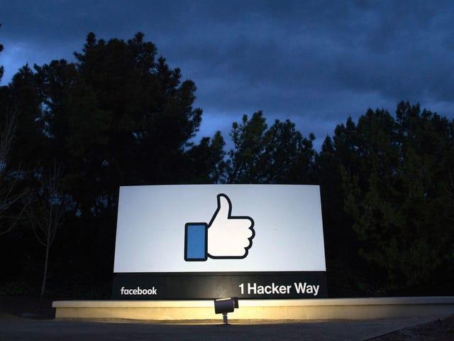 Facebook теперь будет напоминать вам, когда это не единственный, кто смотрит на ваши данные
