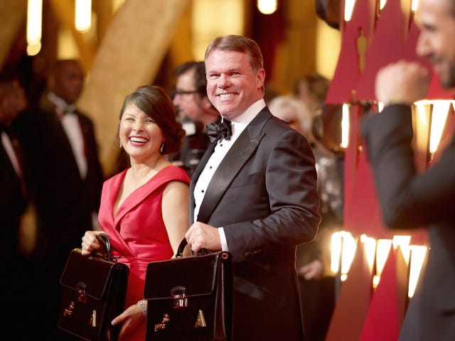 The PwC Accountants Who Worked the Oscars Need a Security Detail Now