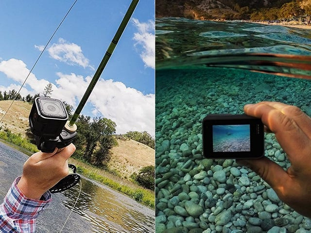 Save $100 On Your Choice of GoPro