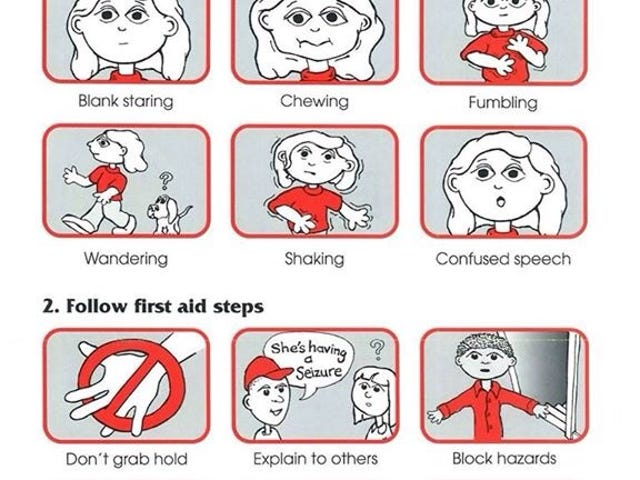 First aid type info
