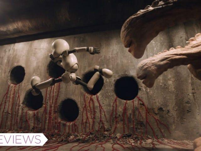 <i>Junk Head</i>是一个停止动画科幻动作电影,你必须看到
