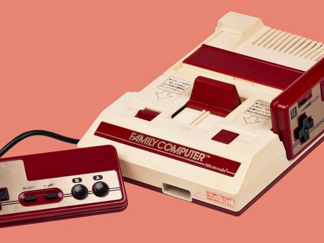 Hoy cumple 33 años la Famicom, precursora de la NES que llegó a Latinoamérica en versión pirata