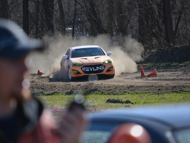 You Should Rallycross, but Don't.