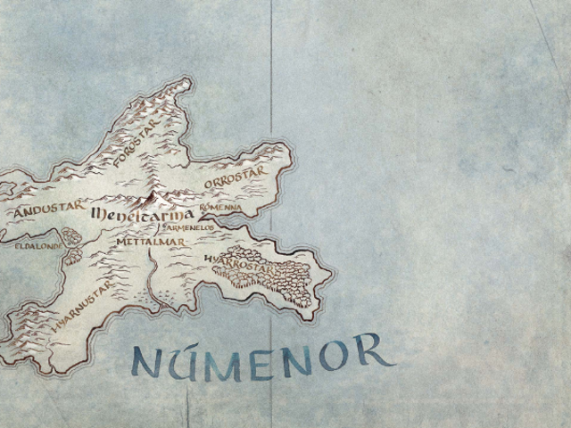 Sê-ri <i>Lord of the Rings</i> của Amazon khẳng định thiết lập của nó, trong ý thức mơ hồ nhất có thể