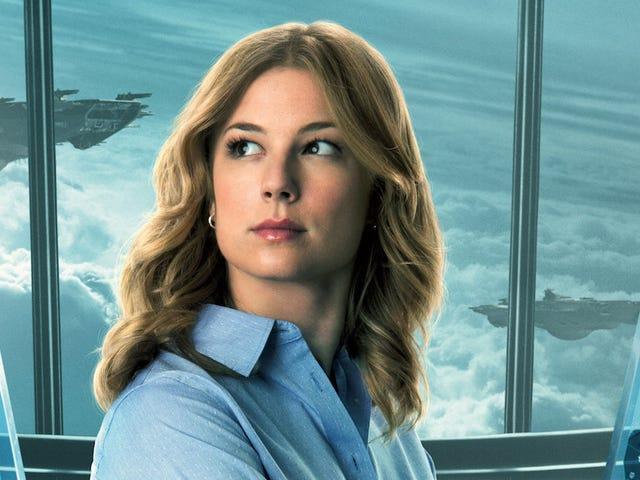 Nous devrions voir Sharon Carter <i></i>  sur <i>Agents of SHIELD</i>