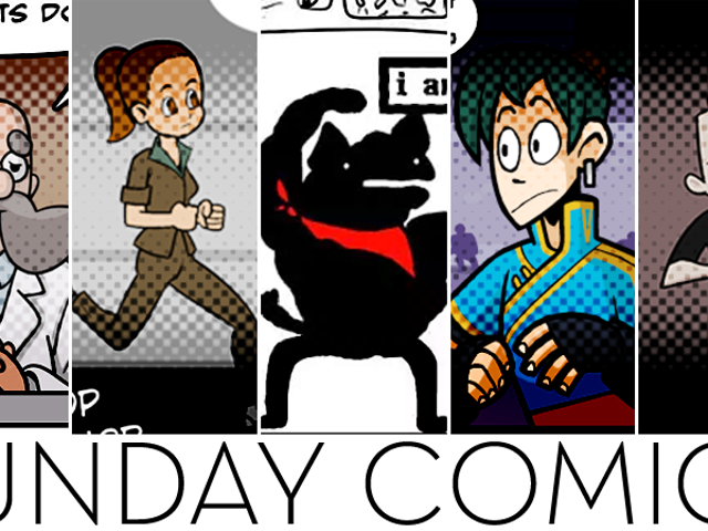 Sunday Comics: Recruitment Decision