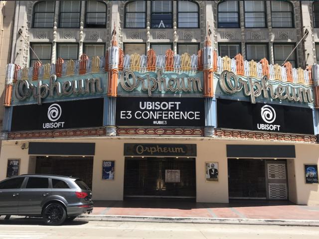 Estamos Liveblogging Conferência de imprensa E3 da Ubisoft [Update: It's Over!]