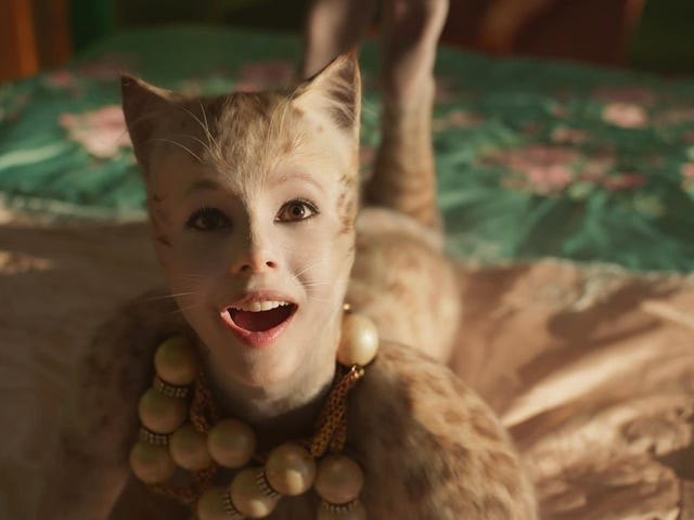 The Most Important Scenes From the Cats Movie (As I Remember Them)