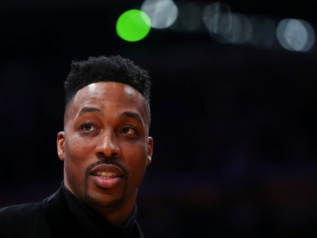 Yessssssssssssssssss, Dwight Howard Is Joining The Lakers