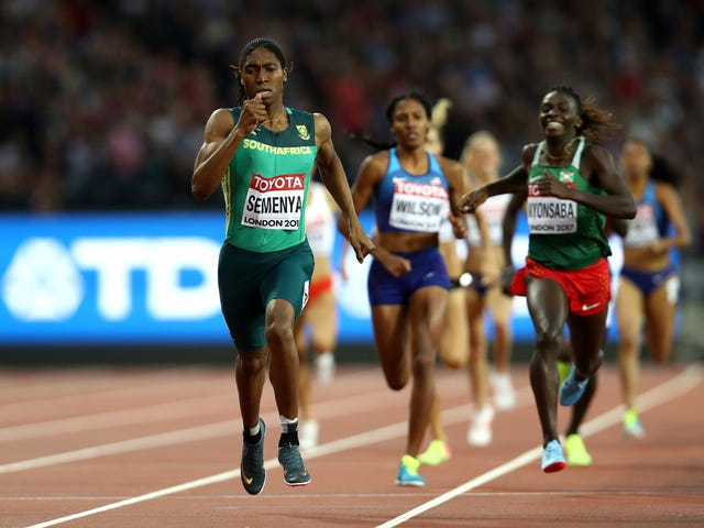 The Only Point Of Track's Dumb New Testosterone Rules Is To Make It Illegal To Be Caster Semenya