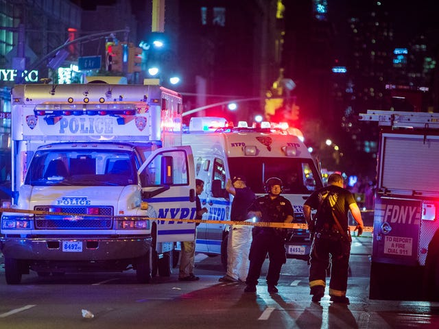 Manhattan Explosion Not Believed To Be Linked To International Terrorism