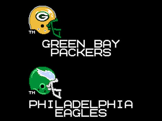 It's Time For Your Packers-Eagles Monday Night Football Simulation