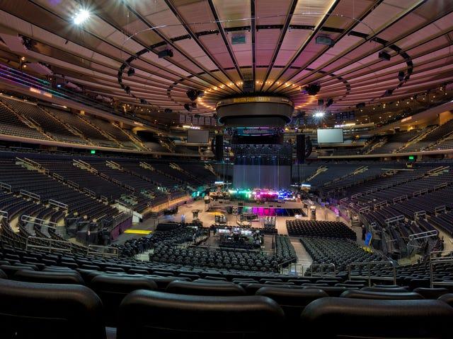 Hakkerit varastivat luottokorttitietoja Madison Square Gardenista lähes vuoden ajan