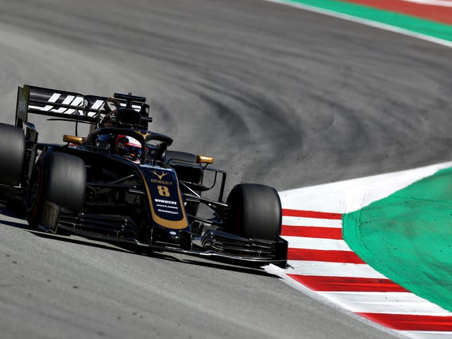 Rich Energy Pulls Logo From Haas F1 Cars After Loss in Copyright Case