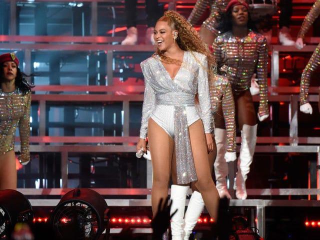La performance de Beyoncé, Coachella vénérant les Illuminati, décodée <em></em>