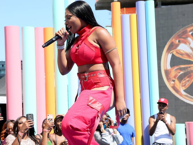 Megan Thee Stallion Is Wisely Trademarking 'Hot Girl Summer'