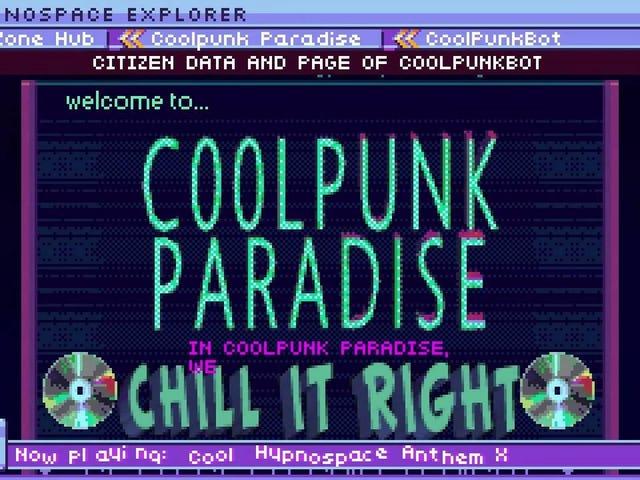 Hvis overgivne 90'ers Angelfire-websteder mødte en Tamagotchi-inde surrealistisk PlayStation-titel LSD, ville det