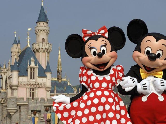 Disneylla on jo parempi vuosi lipputulossa kuin missään muussa studiossa