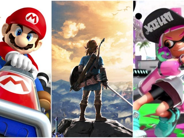 Nintendo's Biggest Selling Games For Switch, 3DS, Wii U And More As Of Fall 2018