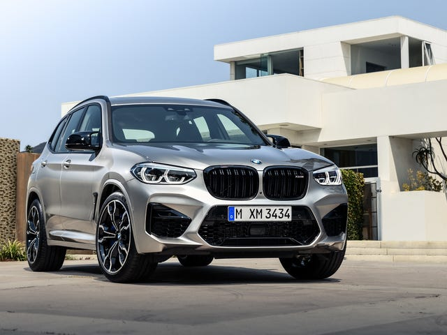 2020 BMW X3 M and BMW X4 M: We Are Powerless to Stop These 500-HP SUVs