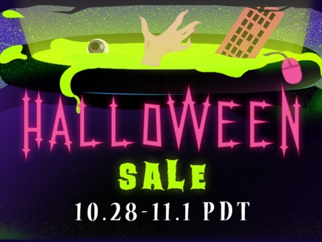 Steam Is Having A Big Halloween Sale