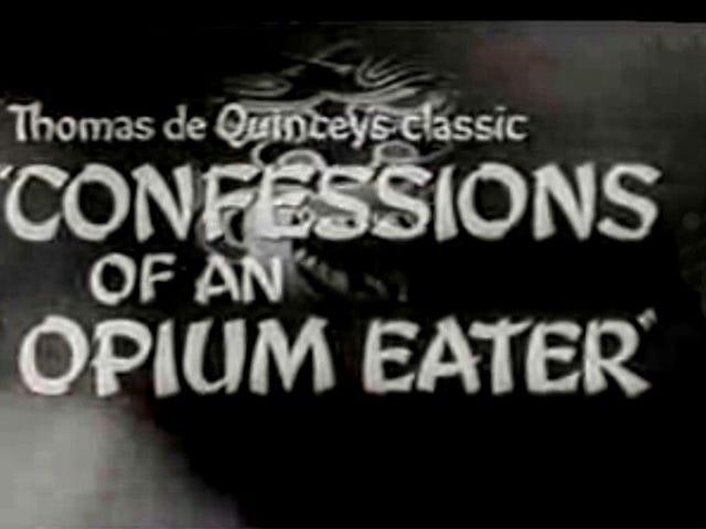 Confessions d'un mangeur d'opium (1962)