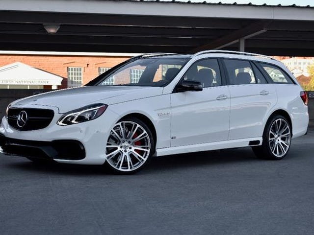 """Brabus E63AMG NP or """"I know what I have""""?"""