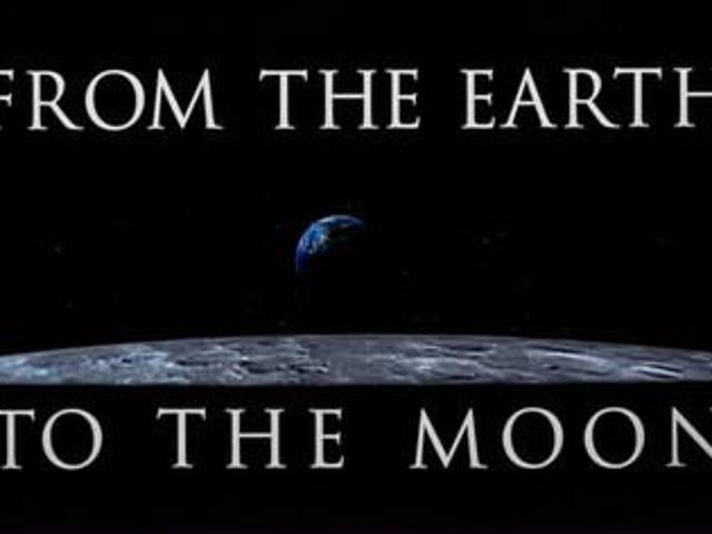 "AviónCaravionzalez  -  Episodio II。  ""从地球到月球"""
