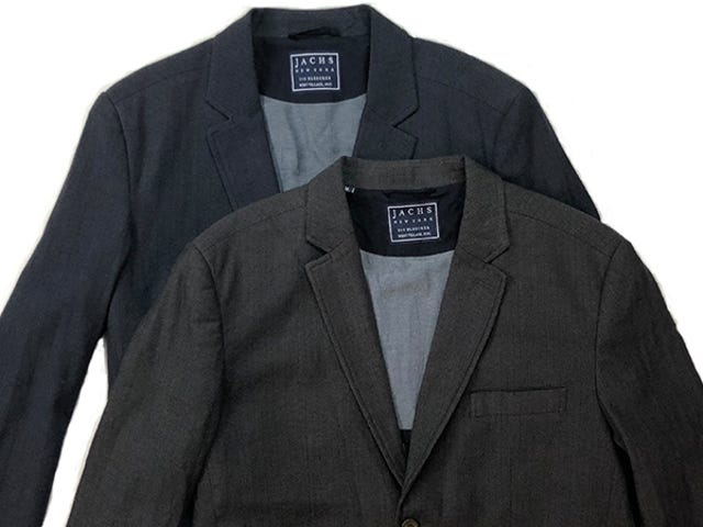 Sharpen Up Your Closest With Classic Fitting Blazers Starting at $99 (50% Off)